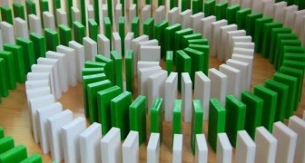 Un jeu de domino original