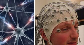 Voor het eerst hebben wetenschappers hersenen van drie mensen met elkaar verbonden en konden zij informatie met elkaar uitwisselen