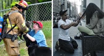 22 bonnes actions désintéressées qui nous donnent encore de l'espoir pour l'humanité