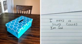 Una maestra crea la scatola dei bisogni: quando legge i desideri dei bambini rimane molto sorpresa