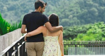 Paare, in denen er viel größer ist als sie, sind glücklicher: Experten erklären den Grund