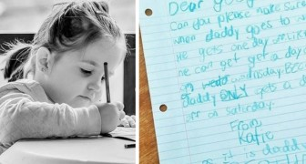 A little girl writes to her father's boss to ask him to give her father more vacation and here is the man's response ...