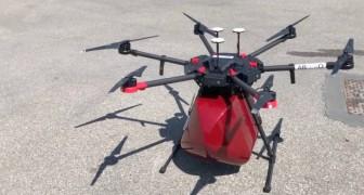 I droni che trasportano sangue e medicinali sono pronti a spiccare il volo: partono i test in un ospedale italiano
