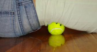 Comment utiliser une balle de tennis pour soulager les maux de dos et détendre vos muscles
