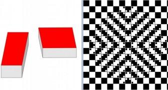 20 optische Illusionen, die Ihnen zeigen, wie sehr wir die verzerrte Realität sehen.