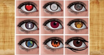 The Nine Eyes Test --- Choose the one that attracts you the most and discover what it reveals about your personality