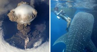 18 maestose immagini che mostrano la forza dirompente di Madre Natura