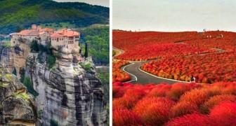 20 destinations de voyage originales que vous devriez inclure dans votre liste de souhaits