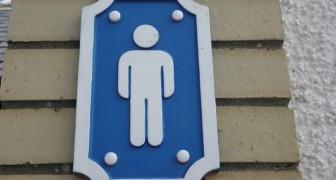Uno nuovo studio rivela la quantità di ore che gli uomini trascorrono in bagno ogni anno