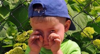Il motivo per cui non dovresti mai dire Non è successo niente ad un bambino che piange
