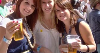 Vrouwen die bier drinken lopen 30% minder risico op het krijgen van een hartaanval
