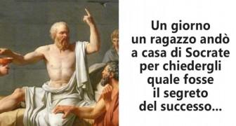 Ecco qual è la chiave per raggiungere il successo... secondo Socrate