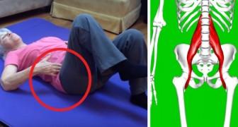 Sai cos'è il muscolo psoas? Ecco perché dovresti prendertene cura fin da subito