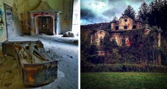 Dit is het ware verhaal achter Villa de Vecchi, het huis met de meeste spoken in Italië