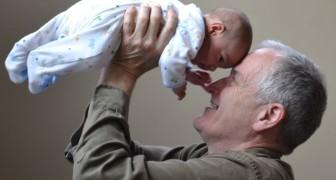 Crescere con i nonni lascia un segno indelebile nell'anima del bambino