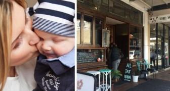 Ce bar offre une chaise et une tasse de thé gratuites aux nouvelles mamans qui doivent allaiter