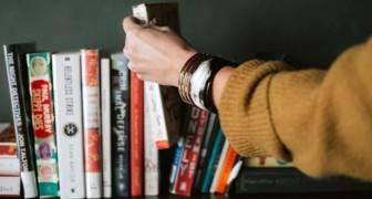 Als je wel boeken koopt maar het je niet lukt om ze te lezen dan is er een woord waarmee jij bent te omschrijven