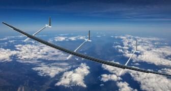 Le premier avion à énergie solaire et à autonomie infinie est né : il partira en 2019 et volera pour toujours