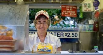 Questo ristorante preferisce assumere lavoratori anziani invece che ragazzi giovani: ecco il motivo