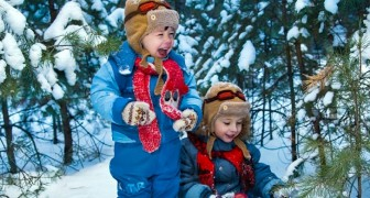 As crianças devem brincar ao ar livre MESMO quando está frio... Palavra de um pediatra