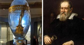 Le majeur de Galilée est le symbole de tous ceux qui luttent contre l'ignorance