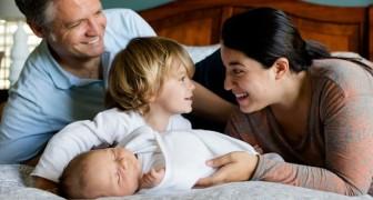 La meravigliosa missione dei primogeniti all'interno della famiglia