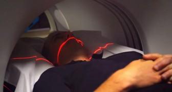 Creato uno scanner 3D che riproduce l'intero corpo umano: le prime immagini stupiscono anche i ricercatori