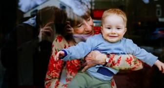 La précieuse mission des petits-enfants dans la vie de leurs grands-parents