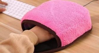 Voici le tapis de souris qui vous sauvera de la froideur du bureau