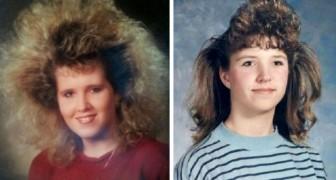 Cheveux en choucroute et laque à gogo : 18 coiffures des années 80 dans toute leur splendeur décadente