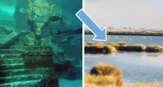 Britse onderzoekers beweren Atlantis te hebben gevonden; het zou in Spanje te vinden zijn