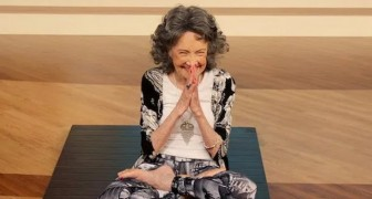 The 3 tips for happiness given by the oldest yoga teacher in the world