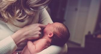 La maman, c'est celle qui te garde 9 mois dans le ventre, 3 ans dans ses bras et toute sa vie dans son cœur