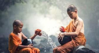 10 abitudini dei monaci buddhisti che all'inizio sono difficili da adottare, ma ti cambieranno la vita