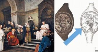 È stato decifrato un anello scoperto a Betlemme: riporta la scritta di Pilato