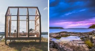 Un weekend su un isolotto deserto, senza connessioni; il progetto dell'Università svedese per cancellare lo stress