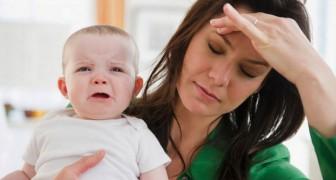 Essere mamma equivale a svolgere due lavori e mezzo