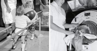 Der Alptraum von Polio: Die Geschichte von dem, was in den 50er Jahren geschah, erinnert uns daran, warum es Impfstoffe gibt
