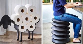 21 objets du quotidien réinterprétés comme éléments de design
