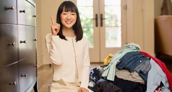 L'illuminante metodo KonMari: riordinare la casa per migliorare la qualità della propria vita