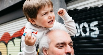 A father with anger issues can have a negative effect on a child's cognitive and emotional growth