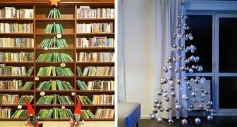 20 alberi di Natale che quest'anno avrebbero dovuto ricevere un premio per la creatività