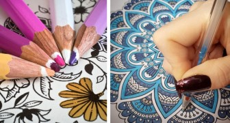 Les psychologues expliquent pourquoi le coloriage pour adultes est la meilleure alternative à la méditation
