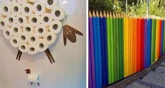 20 interessante ideeën waarmee je je interieur net even dat beetje extra design mee kan geven