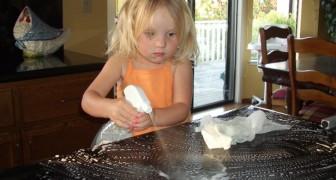 Los niños que ayudan en las tareas domesticas seran adultos de suceso