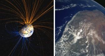 Door een mysterieuze afwijking verzwakt het aardmagnetisch veld. Wat kan dit voor gevolgen hebben?