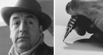 20 celebri frasi di Pablo Neruda sull'amore e la vita che non riuscirete più a togliervi dalla testa