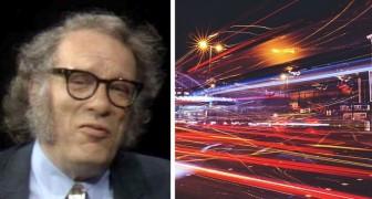 """In 1983 stelde Isaac Asimov zich het nieuwe millennium voor op de rand van een nucleaire oorlog en '""""overvallen"""" door computers"""