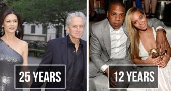 Eine Studie nennt den perfekten Altersunterschied für ein Paar, dessen Beziehung eine lange Zeit bestehen soll