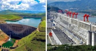 15 der beeindruckendsten Staudämme der Welt